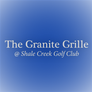 Granite Grille Granite Grille At Shale Creek